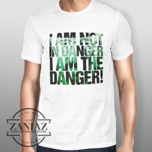 Danger Haisenberg Mens Tshirt