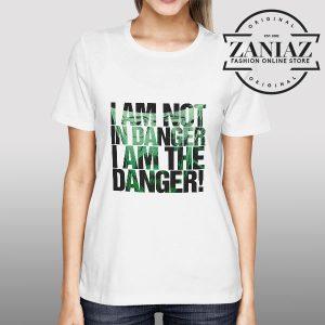 Buy Tshirt Danger Heisenberg Tshirt Womens Tshirt Mens