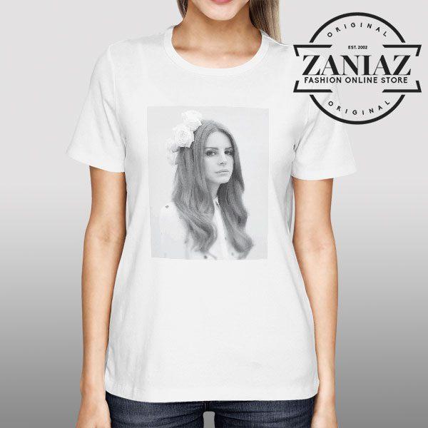 Lana Del Rey Pretty Womens Tshirt