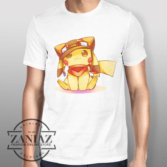 Tshirt Pikachu Fashion Style