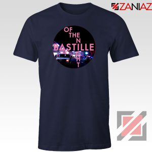 Single Of The Night Navy Blue Tshirt