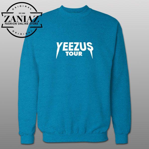 Sweatshirt Yeezus Tour Kanye 2016