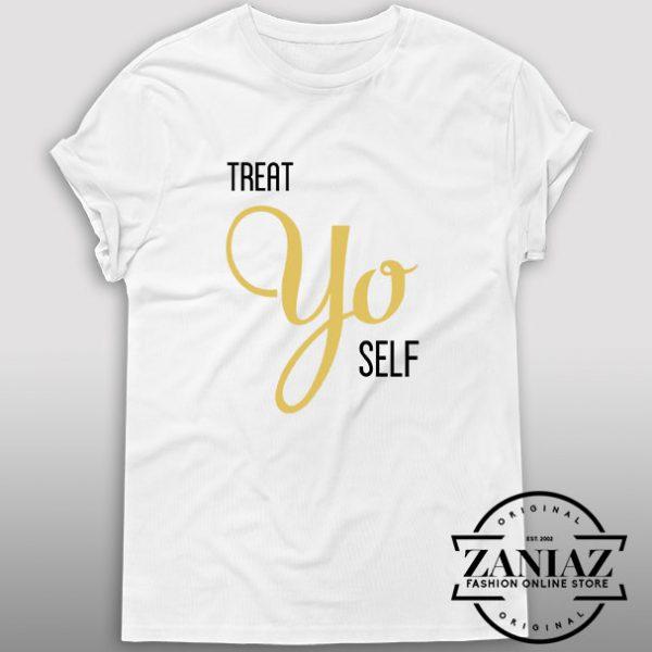 Tshirt TREAT Yo Self ZANIAZ CLOTHING STORE
