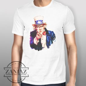 Buy Tshirt Uncle Sam Funny Tshirt Womens Tshirt Mens