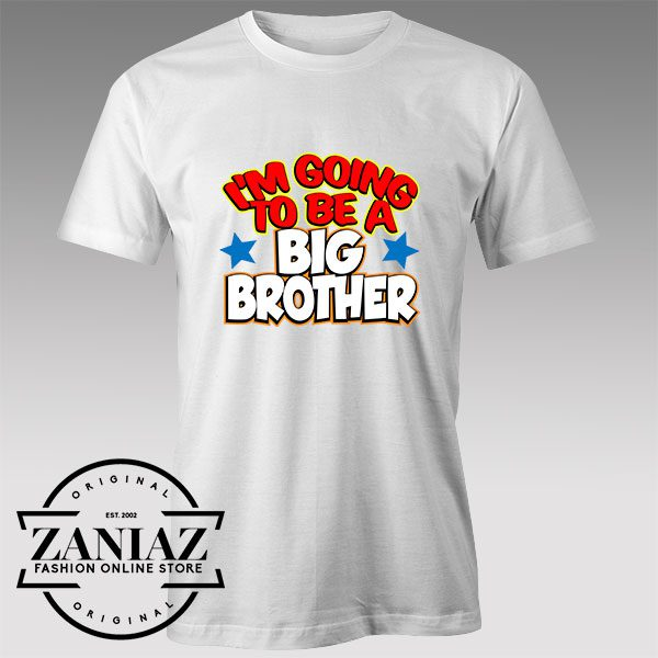 Big Brother Custom Tshirt