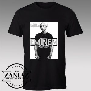 Tshirt Eminem Billboard Cover Custom Tshirt Womens Mens