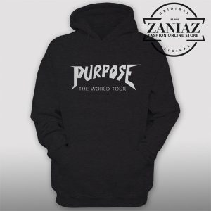 Hoodie Purpose The World Tour