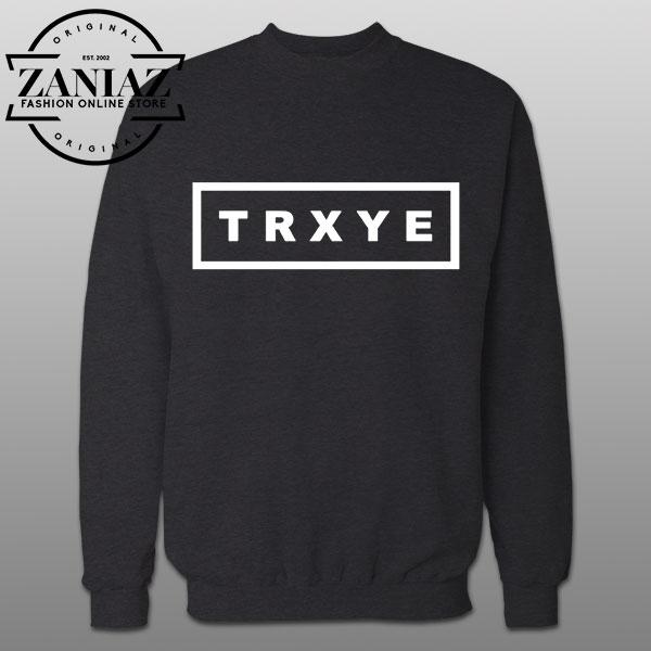 Sweatshirt TRXYE Troye Sivan Logo