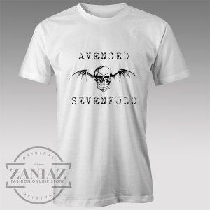 Tshirt Avenged Sevenfold Skull