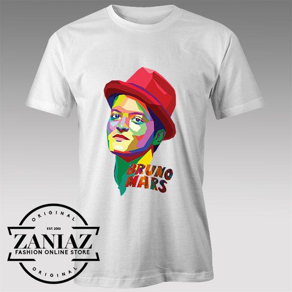 Tshirt Bruno Mars Again