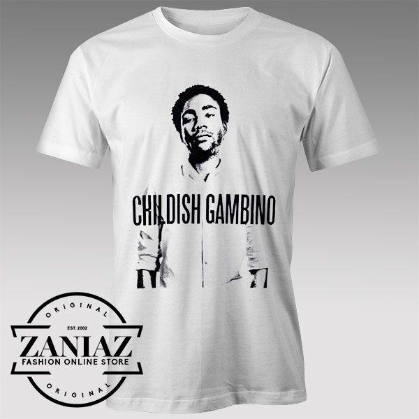 Tshirt Childish Gambino