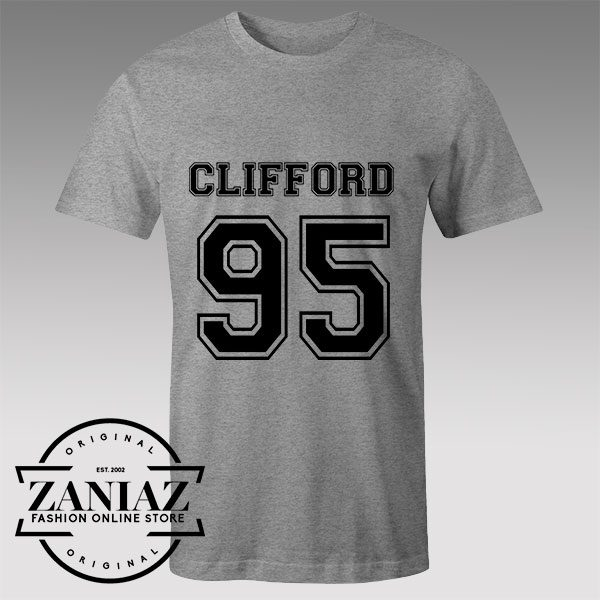 Tshirt Clifford 95 Baseball