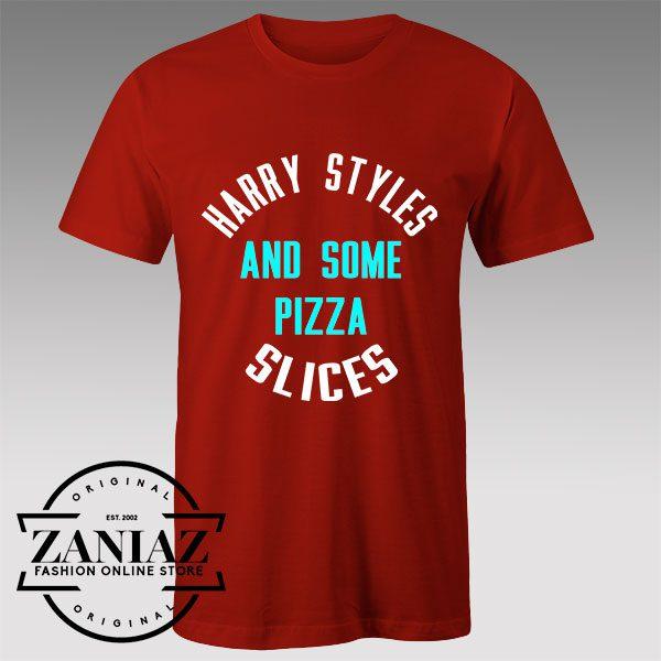 Tshirt Harry Styles and Some Pizza Slices Tshirts Womens Tshirts Mens