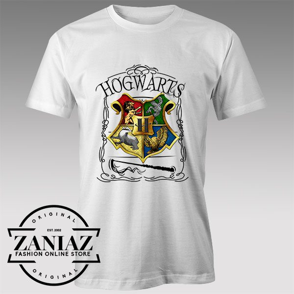 Tshirt Hogwarts Alumni Harry Potter