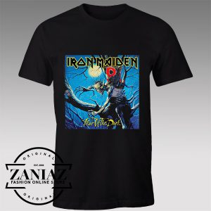 Tshirt Iron Maiden Fear Of The Dark