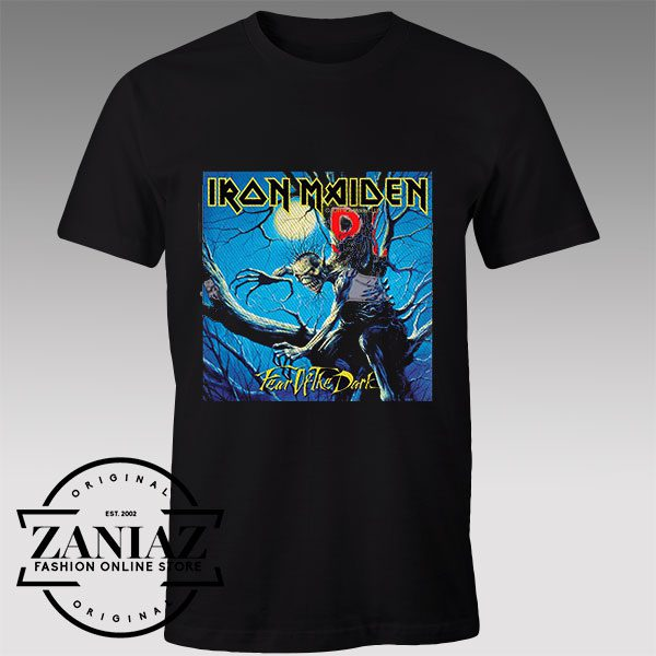 Tshirt Iron Maiden Fear Of The Dark