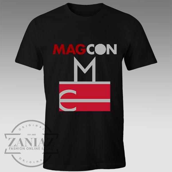 Tshirt Magcon Tour Merchandise Logo