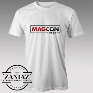 Tshirt Magcon Tour New