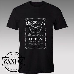 Tshirt Magcon boys Jacks Daniels