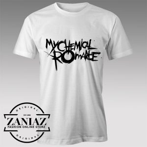 Tshirt My Chemical Romance Black Parade