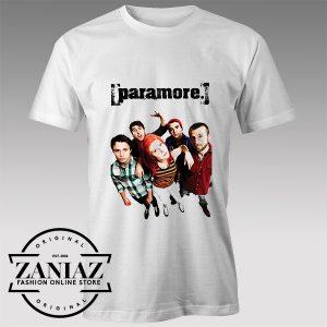 Tshirt Paramore Poster Band