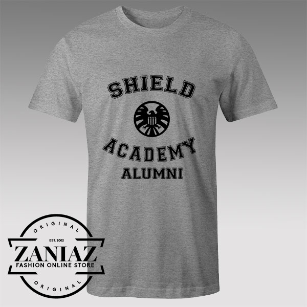 Tshirt SHIELD Academy Alumni