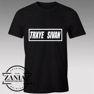 Tshirt TRXYE Sivan Cover
