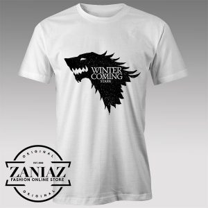 Tshirt Winter is coming Game of Thrones