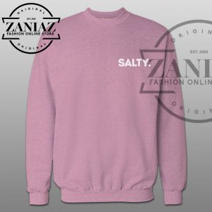 Sweatshirt Salty Crewneck Sweaters Sweatshirt Mens Sweatshirt Womens