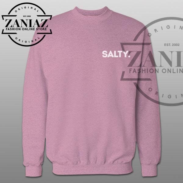 Sweatshirt Salty Crewneck Sweaters Sweatshirt Mens Sweatshirt Womens
