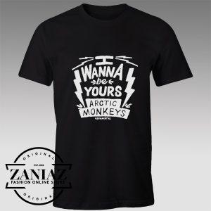 Buy Tshirt Arctic Monkeys Ornamental Tshirts Womens Tshirts Mens