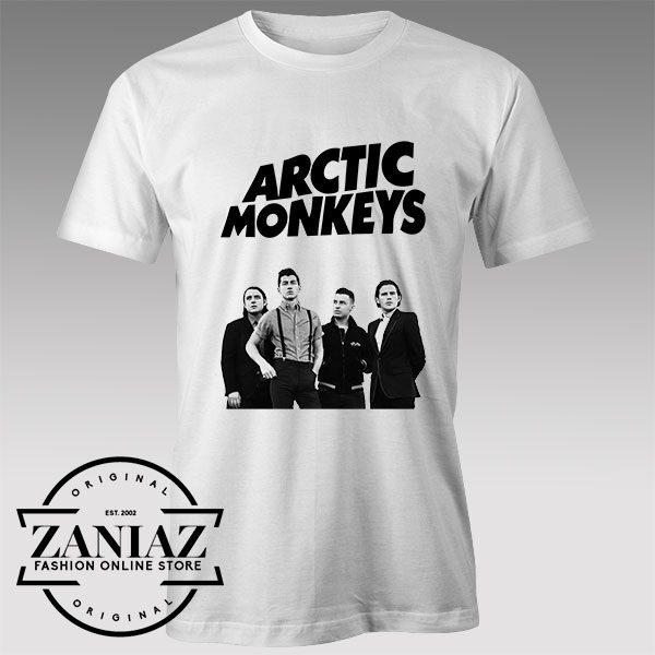 Buy Tshirt Arctic Monkeys Posters Tshirts Womens Tshirts Mens