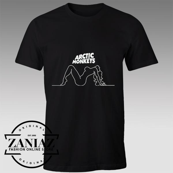 Buy Tshirt Arctic Monkeys Sexy Girl Tshirts Womens Tshirts Mens