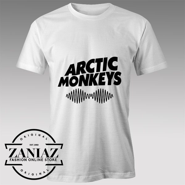 Buy Tshirt Arctic Monkeys Tour 2017 Logo Tshirts Womens Tshirts Mens
