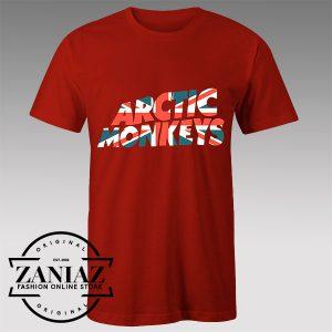 Buy Tshirt Arctic Monkeys UK Flag Tshirts Womens Tshirts Mens