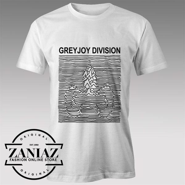 Buy Tshirt Greyjoy Division Game of Thrones Tshirts Womens Tshirts Mens