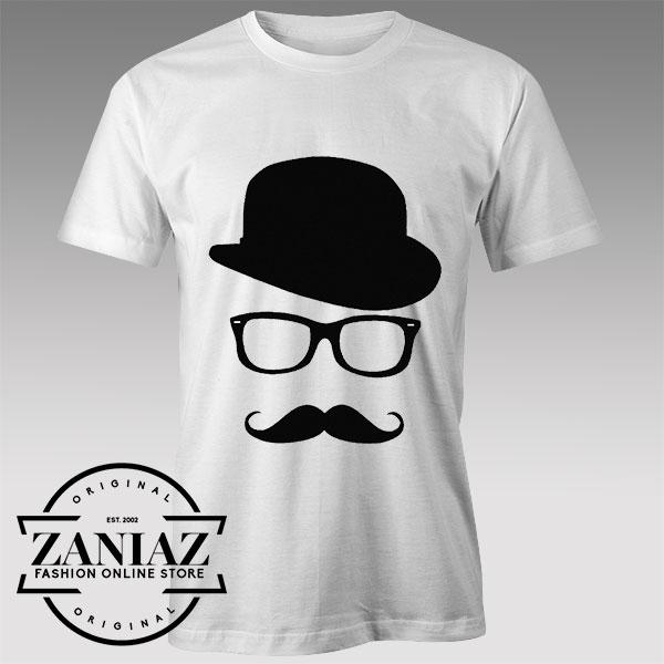 Buy Tshirt Mustache and Beard Tshirts Womens Tshirts Mens