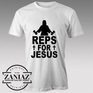 Buy Tshirt Reps For Jesus Bro Science Tshirts Womens Tshirts Mens