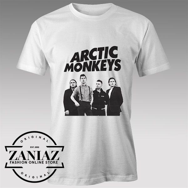 Tshirt Arctic Monkeys in Cover Tshirts Womens Tshirts Mens