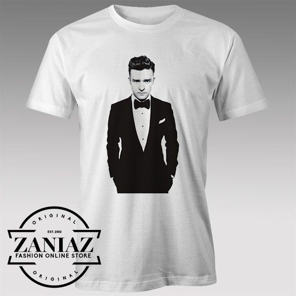 Tshirt Justin Timberlake Suit and Tie Tshirts Womens Tshirts Mens