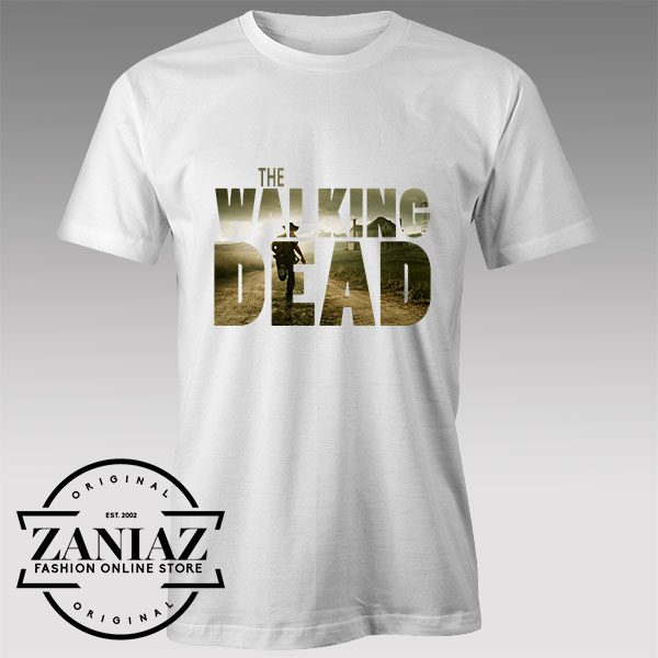 Tshirt The Walking Dead Season 7 Tshirts Womens Tshirts Mens