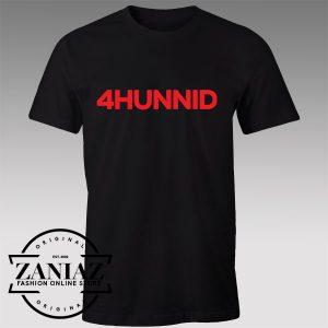 Buy Tshirt 4Hunnid Logo Tshirts Womens Tshirts Mens