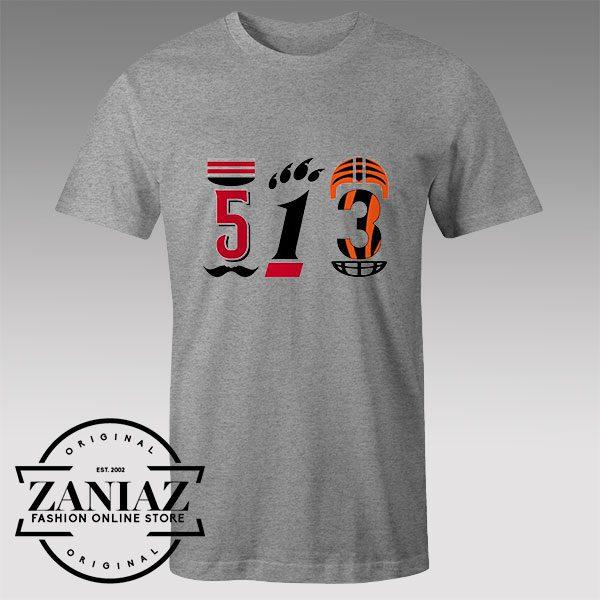 Buy Tshirt 513 Cincinnati Logo Tshirts Womens Tshirts Mens