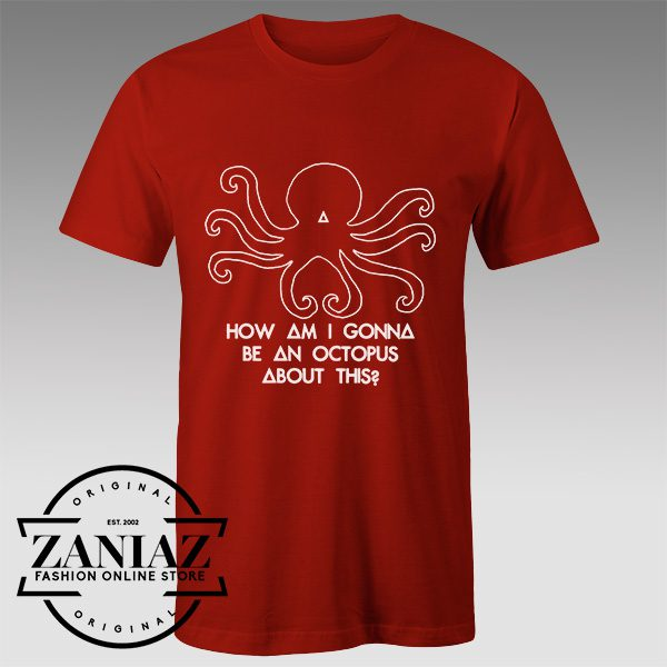 Tshirt Octopus Bastille Band Custom Tshirts Womens Tshirts Mens