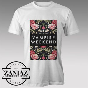 Tshirt Vampire Weekend Roses Custom Tshirts Womens Tshirts Mens