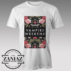 Tshirt Vampire Weekend Roses Custom Tshirts Womens Tshirts Mens