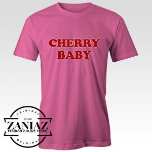 Tshirt Cherry Baby Custom Tees Womens and Mens Size S-3XL