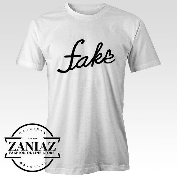 Tshirt Fake Heart Jeffree Star Custom Tees Womens and Mens Size S-3XL