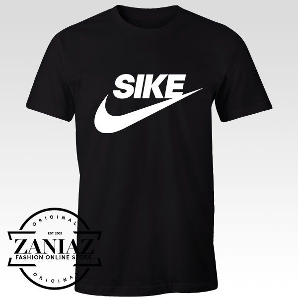 Tshirt Sike Meme Just Do It Tees Womens and Mens Size S-3XL