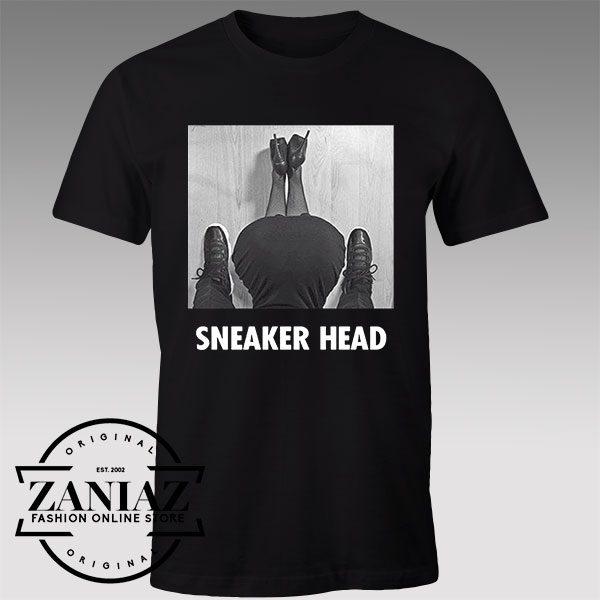 Tshirt Sneakerhead Clothes Custom Tees Womens and Mens